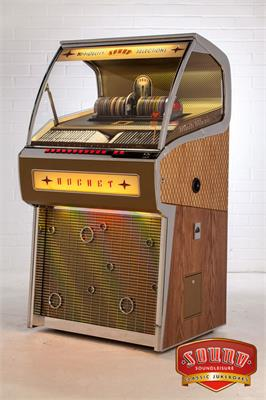 Sound Leisure Rocket Jukebox
