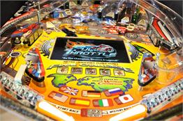 Full Throttle Pinball Game-Swop Kit