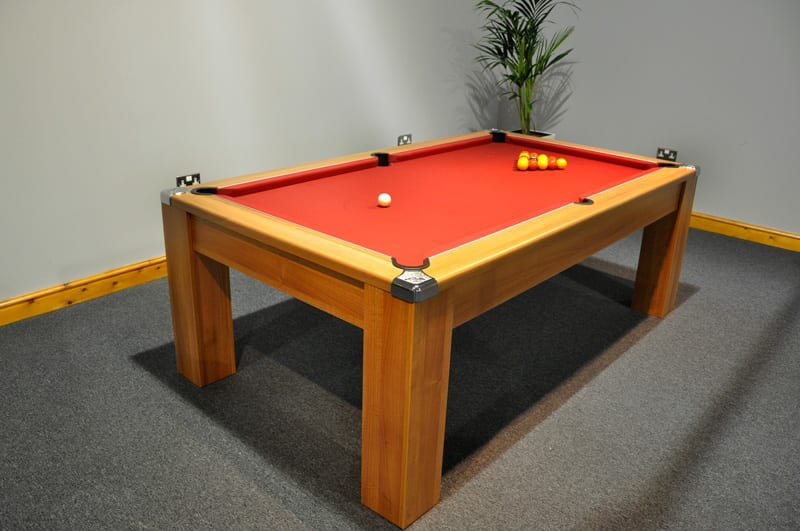 Signature Bristol Pool Dining Table
