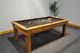 Oxford Pool Dining Table: All Finishes - 6ft, 7ft