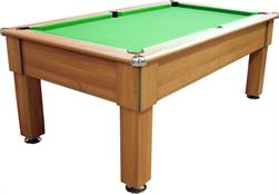 Kingston Pool Table: All Finishes - 6ft, 7ft