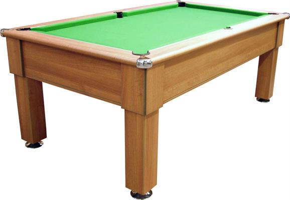 Signature Kingston Pool Table: All Finishes - 6ft, 7ft