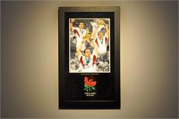 Martin Johnson Signed England 2003 World Cup Shirt