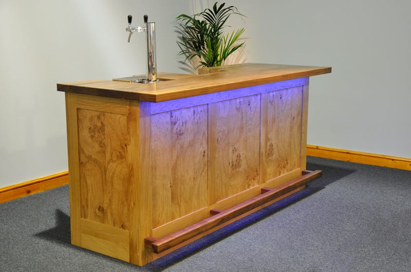 An image of Prestige Home Bar