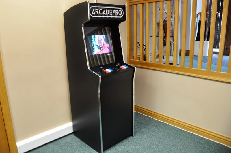 ArcadePro Invader Upright Machine