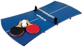 Butterfly Mini Slimline Table Tennis Table - Blue