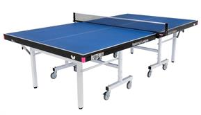 Butterfly National League 25 Indoor Table Tennis Table - Blue