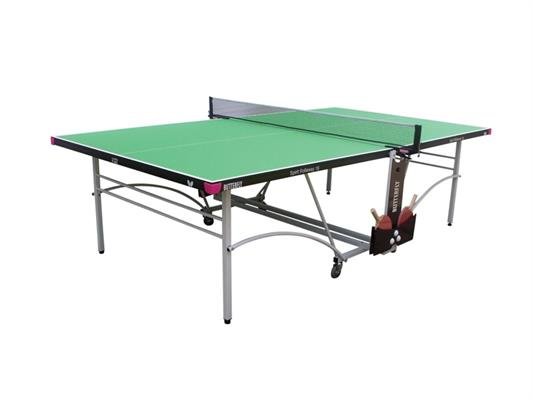 Butterfly Spirit Indoor 16 Table Tennis Table - Green
