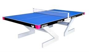 Butterfly Ultimate Outdoor Table Tennis Table - Blue