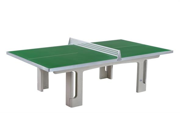 Butterfly Park Polymer Concrete 45SQ Outdoor Table Tennis Table