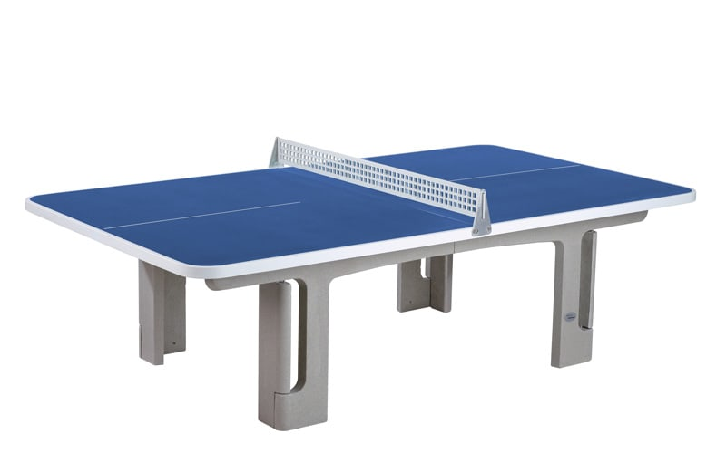 An image of Butterfly B2000 Polymer Concrete 30SQ Outdoor Table Tennis Table |