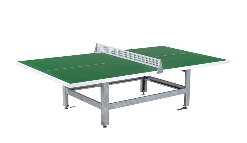 An image of Butterfly S2000 Concrete & Steel 30SQ Outdoor Table Tennis Table |