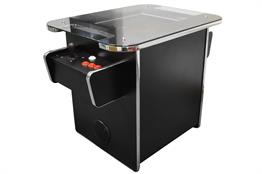 ArcadePro Invader 60 Cocktail Arcade Machine - Black