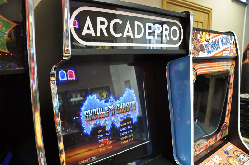 ArcadePro Invader Arcade Machine