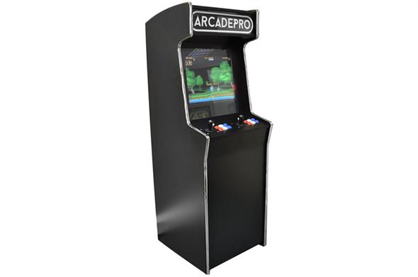ArcadePro Invader 619 Upright Arcade Machine
