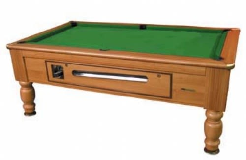 An image of Richmond Coin Operated Pool Table - 6ft, 7ft | Kensington Coin Operated Pool Tab...