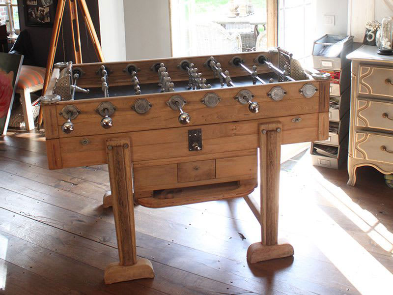 An image of Debuchy Vintage Football Table