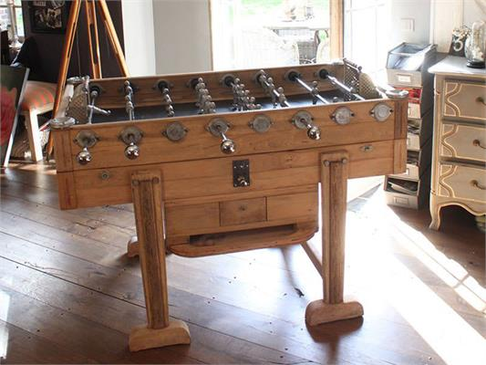 Debuchy Vintage Football Table