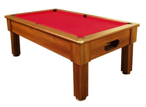 An image of Paris Pool Table - 6ft, 7ft