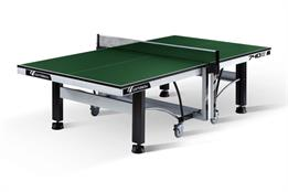 Cornilleau ITTF Competition 740 Indoor Table Tennis Table: Green