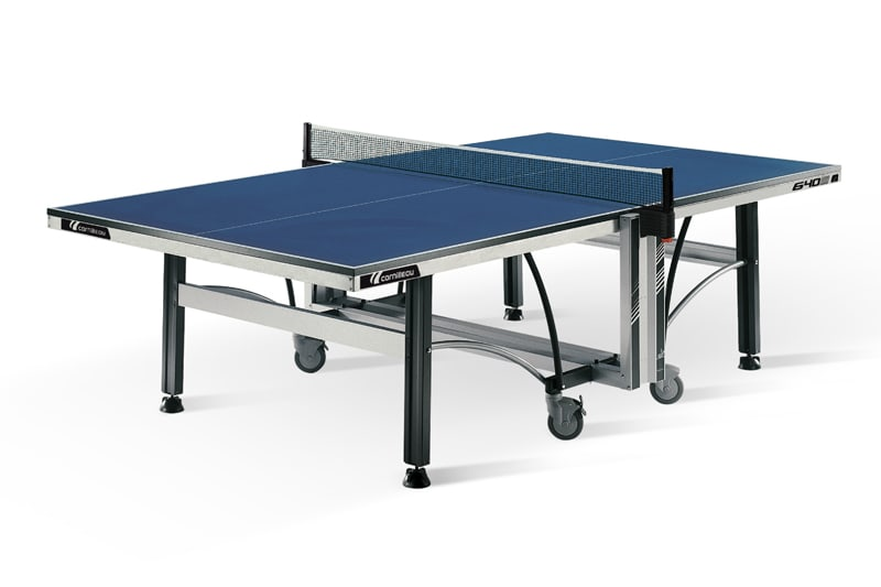 An image of Cornilleau ITTF Competition 640 Indoor Table Tennis Table