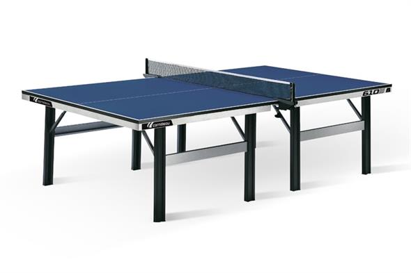 Cornilleau ITTF Competition 610 Indoor Table Tennis Table - Blue