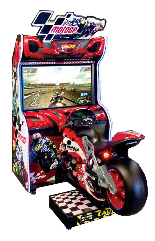An image of Moto GP Arcade Machine