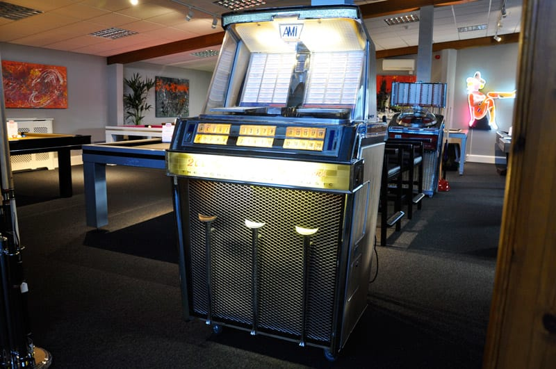 An image of AMI K Jukebox