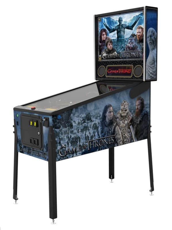 An image of Game of Thrones Premium Pinball Machine