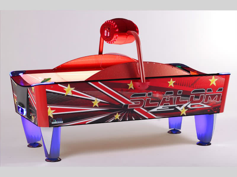 An image of Sam Slalom Evo Air Hockey