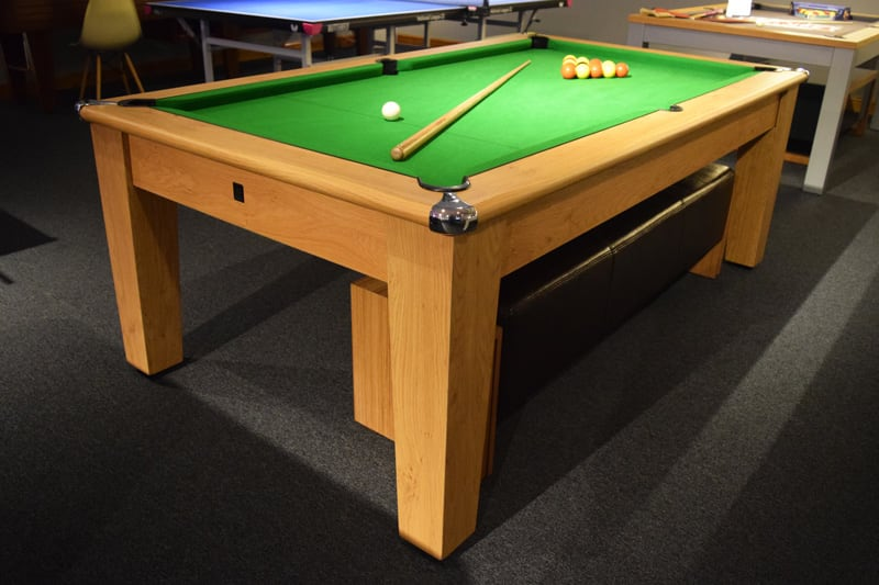 Signature Imperial Pool Table - with Hidden Feet