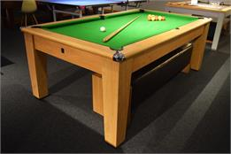 Imperial Pool Dining Table: All Finishes - 6ft, 7ft