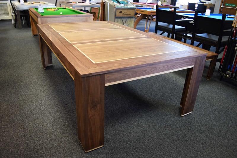 Designer Billiards Spartan Rollover Pool Table Luxury
