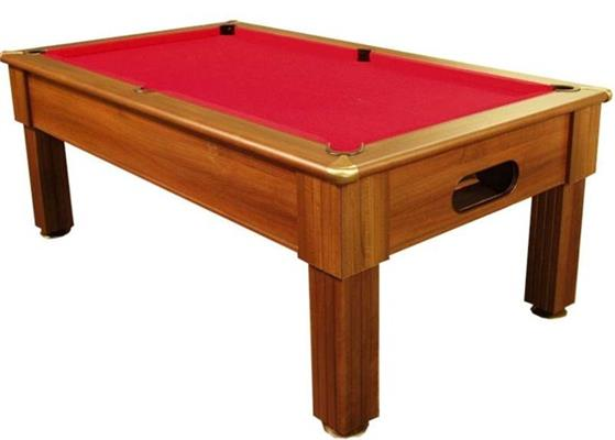 Montana American Pool Table - 7ft