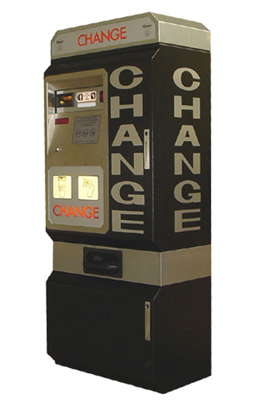 An image of Thomas 3004 Change Machine