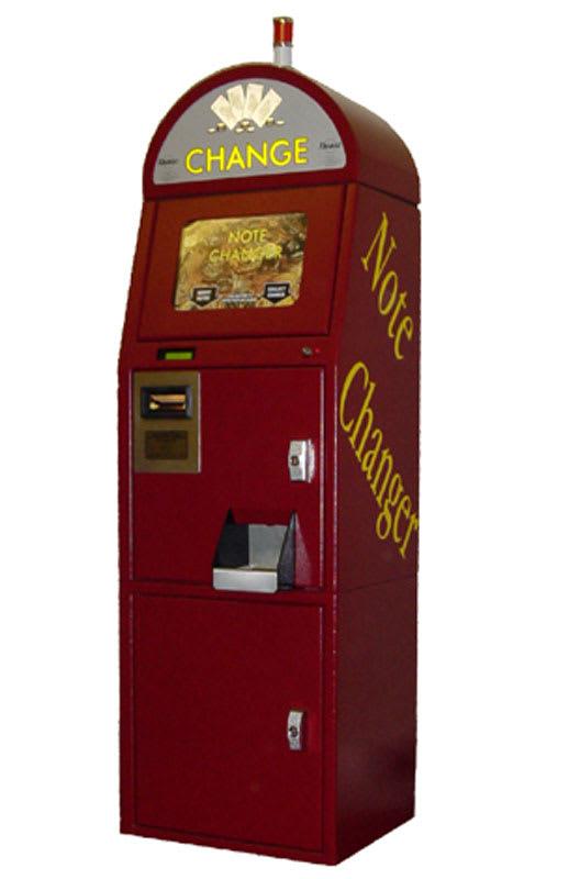 An image of Thomas 5001 Change Machine