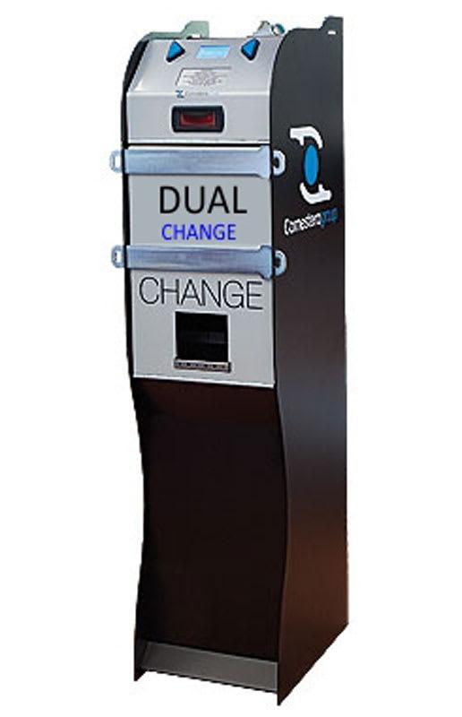 An image of Dual Changer Change Machine