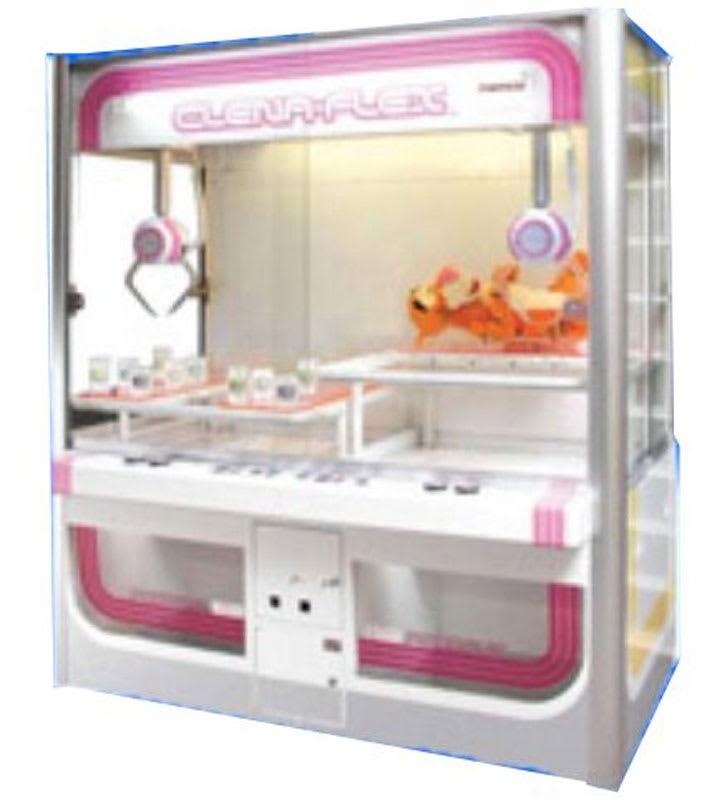 An image of Clena-Flex Crane Machine