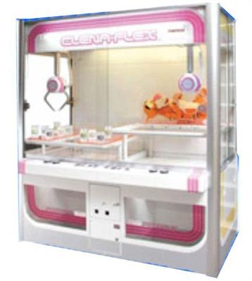 Clena-Flex Crane Machine