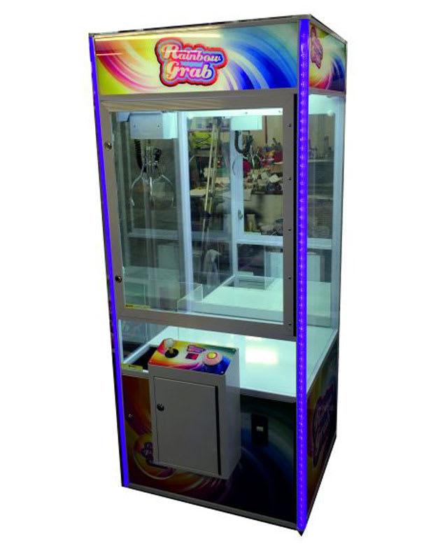 An image of Rainbow Grab Crane Machine