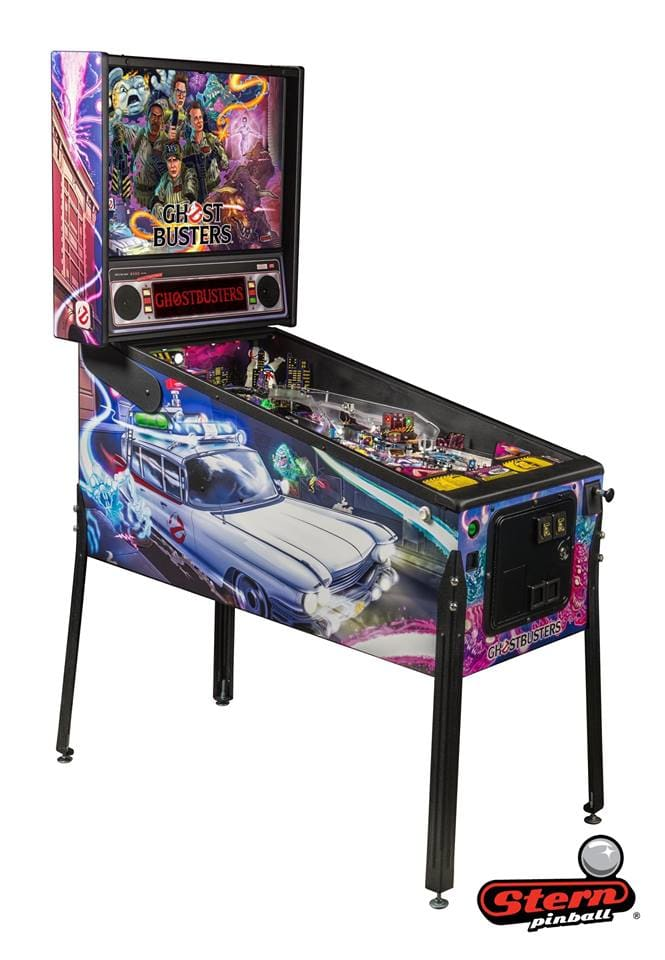 An image of Ghostbusters Pro Pinball Machine