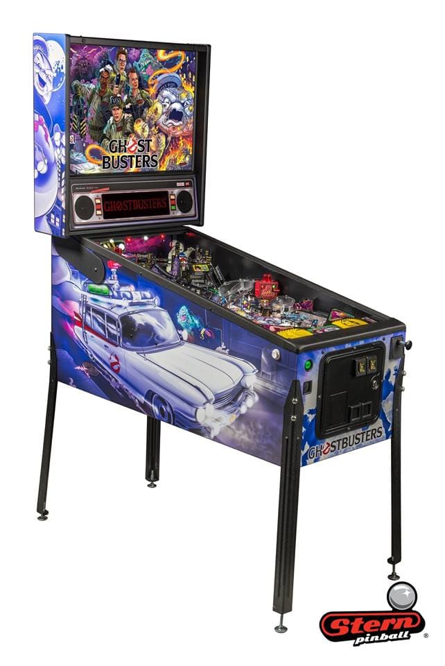 An image of Ghostbusters Premium Pinball Machine