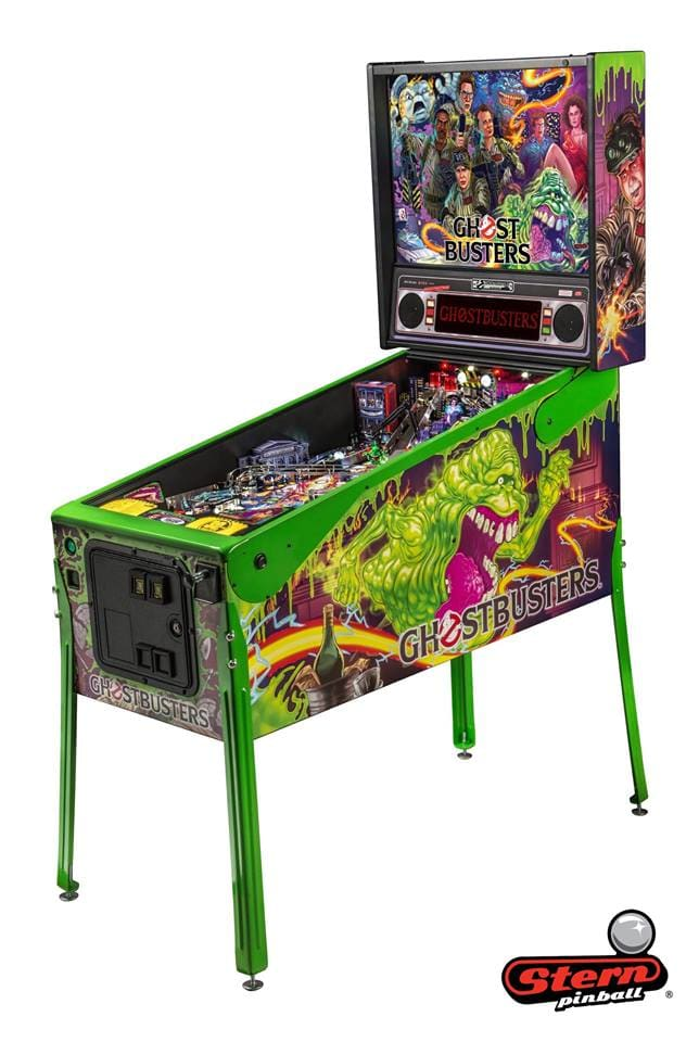 Stern Ghostbusters Limited Edition Pinball Machine