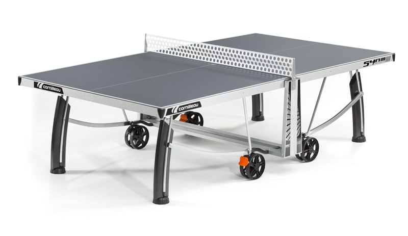 An image of Cornilleau Proline 540M Crossover Outdoor Rollaway Table Tennis Table