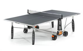 Cornilleau Sport 250S Outdoor Slate Grey Table Tennis Table