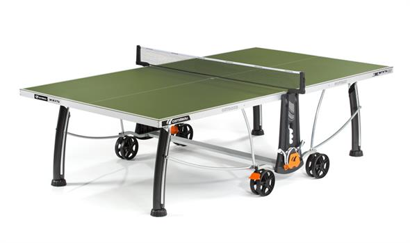 Cornilleau Sport 300S Outdoor Table Tennis Table: Green