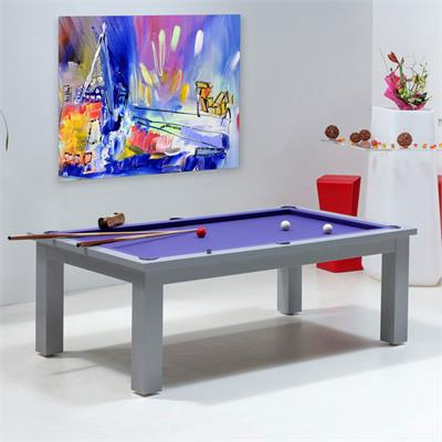Billards Plaisance Boston Design Pool Table - 7ft