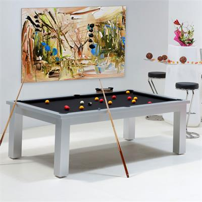 Billards Plaisance Memphis Design Pool Table - 7ft