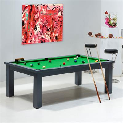 Billards Plaisance Washington Design Pool Table - 7ft