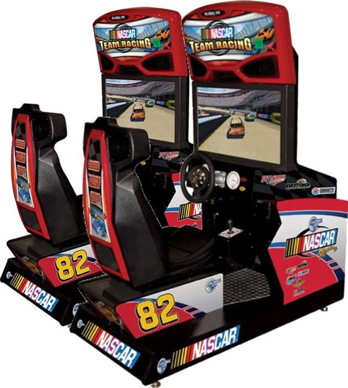 An image of Nascar Team Racing Twin (Refurbished)